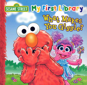 Sesame Street: What Makes You Giggle? - P.J. Shaw
