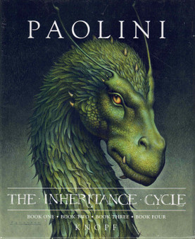 The Inheritance Cycle - Christopher Paolini (Hardcover)