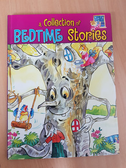 A Collection Of Bedtime Stories  Robert Frederick Ltd