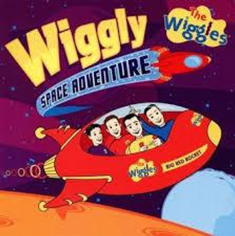 Wiggly  Space Advanture  The Wiggles