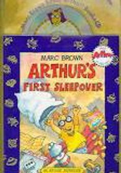 Arthur's First Sleepover  Marc Brown