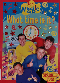 The Wiggles What Time Is It?