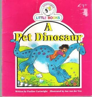 A Pet Dinosaur - Pauline Cartwright