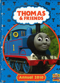 Thomas & Friends- Annual 2010 (Hardcover)