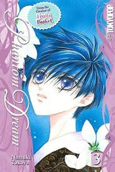 Phantom Dream  Volume 3  Natsuki Takaya