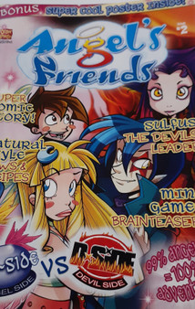 Angel's Friends  Issue #2