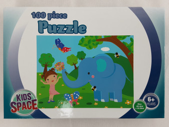 Kids Space Puzzle