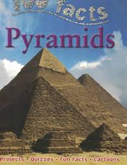 100 Facts Pyramids  Miles Kelly