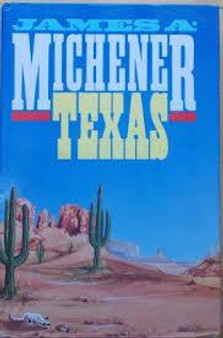 Texas - James A Michener (Hardcover)