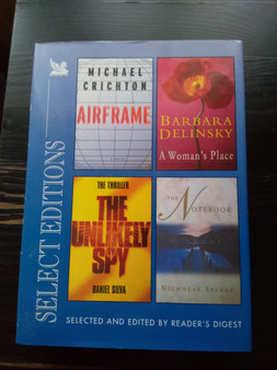 Reader's Digest - Select Editions of 4 books (Hardcover)