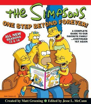 The Simpsons One Step Beyond Forever  Matt Groening
