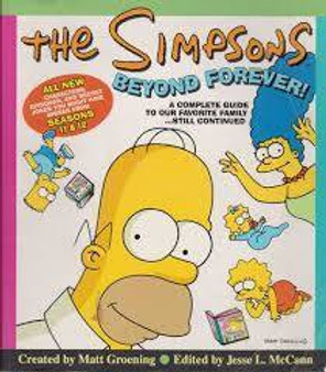 The Simpsons Beyond Forever  Jesse L.McCann