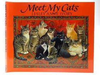Meet My Cats Lesley Anne Ivory