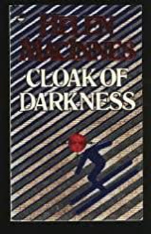 Cloak of Darkness  Helen McInnes