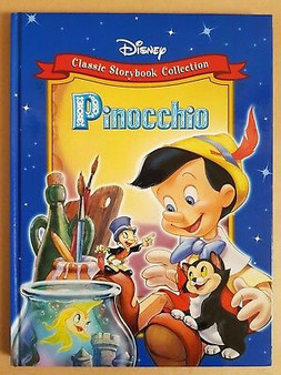 Pinocchio: Disney Classic Storybook Collection (Hardcover)