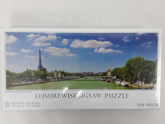 Leisure Wise Jigsaw Puzzle