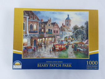 Beary Patch Park Puzzle