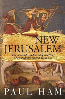 New Jerusalem Paul Ham HARDCOVER