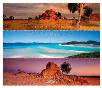Postcards from Australia Hardcover