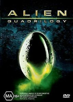 Alien - Quadrilogy Box Set