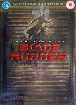 Blade Runner: The Final Cut (5-Disc Ultimate Collectors' Edition) [DVD]