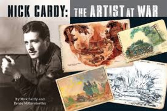 Nick Cardy: The Artist at War  Nick Cardy and Renee Witterstaetter