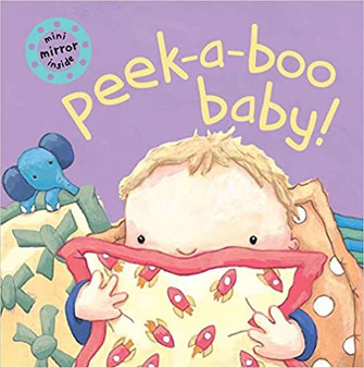Peek a boo baby by Parragon Books Hardcover