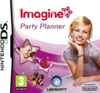Nintendo DS - Imagine Party planner