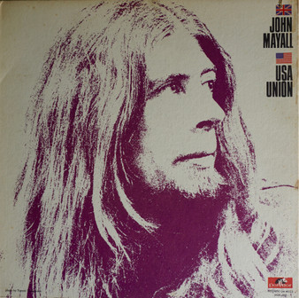 USA UNION - John Mayall