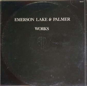 WORKS VOLUME 1 - Emerson Lake and Palmer
