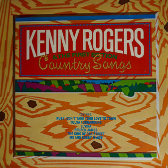 COUNTRY SONGS - Kenny Rogers and the First Edition