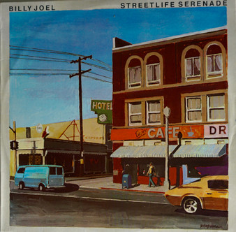 STREETLIFE SERENADE - Billy Joel