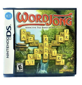 Nintendo DS - Wordjong