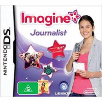 Nintendo DS - Imagine Journalist