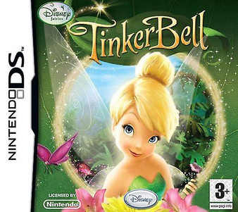 Nintendo DS - Disney Fairies TinkerBell