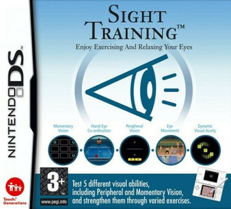 Nintendo DS - Sight Training