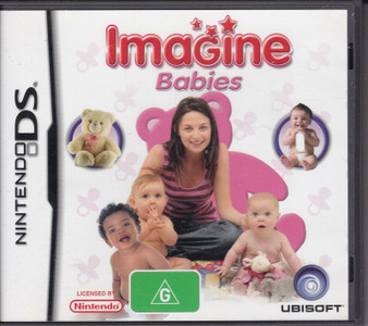 Nintendo DS - Imagine Babies