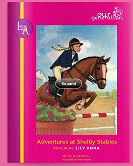 Adventures at Shelby Stables - Driscoll