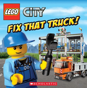 Lego City Fix That Truck