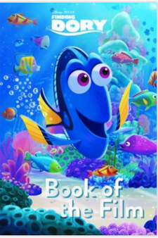 Finding Dory: Book of Film