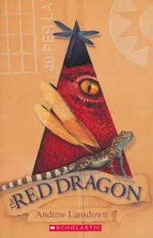The Red Dragon - Andrew Lansdown