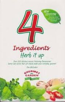 4 Ingredients  Herb It Up  Gourmet Garden