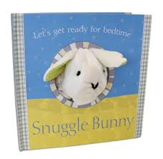 Snuggle Bunny Lets get ready for bedtime