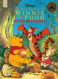 Disney's The Many Adventures of Winnie the Pooh Classic Storybook  Ladybird