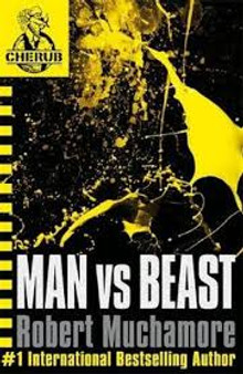 Man VS Beast - Robert Muchamore
