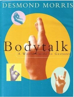 Body Talk A World Guide to Gesture - Desmond Morris