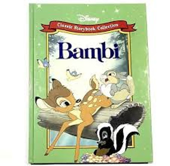 Bambi  Disney Classic Storybook Collection
