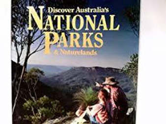 Discover Australia's National Parks & Naturelands - Michael and Irene Morcombe