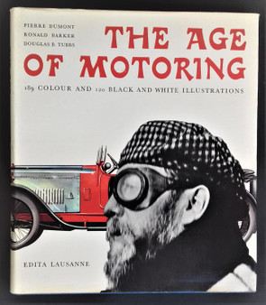 The Age of Motoring - Dumont, Barker and Tubbs