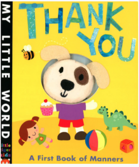 Thank You: A First Book of Manners